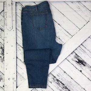 TORRID Denim Curvy Skinny Jeans sz 26